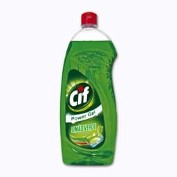 Cif Gel Limão Verde Detergente Loiça Manual