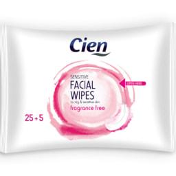 CIEN® Toalhetes de Higiene Facial