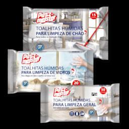 PUTZMEISTER® Toalhetes de Limpeza