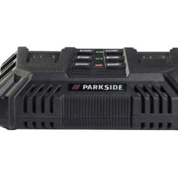 Parkside® Carregador Duplo