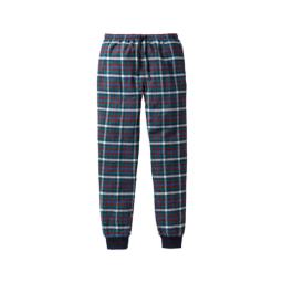 LIVERGY® Calças de Pijama em Flanela para Homem