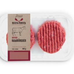 JARUCO® Bife de Hambúrguer de Bovino
