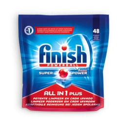 FINISH® Pastilhas para Máquina da Loiça All-in-One