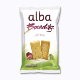 Pão com Alho e Salsa