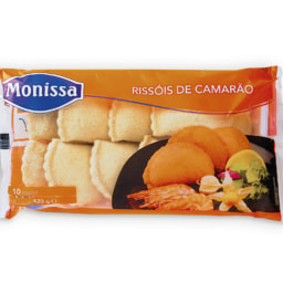 MONISSA® Rissóis de Camarão