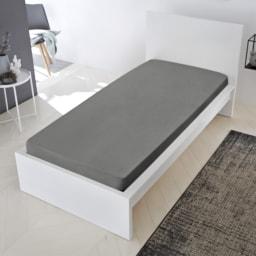NOVITESSE® Lençol Capa Grey & White