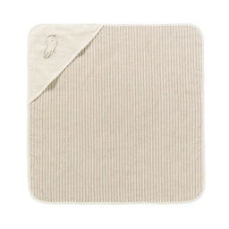 LUPILU® PURE COLLECTION Toalha de Algodão Orgânico 75x75 cm