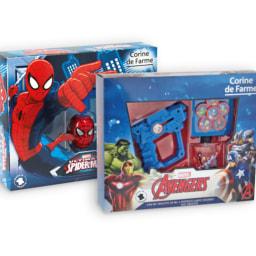 CORINE DE FARME® Coffret Avengers / Spiderman