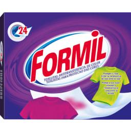 Formil® Toalhitas Proteção de Cor para Roupa
