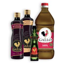 Artigos selecionados GALLO®