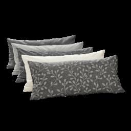 NOVITESSE® Fronhas Grey & White