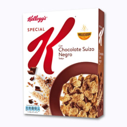 Cereais Special K Chocolate Negro