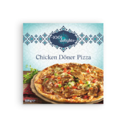 1001 DELIGHTS® Pizza Döner