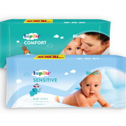 LUPILU® Toalhetes de Bebé