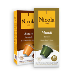 Artigos selecionados NICOLA®
