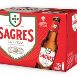SAGRES® Cerveja