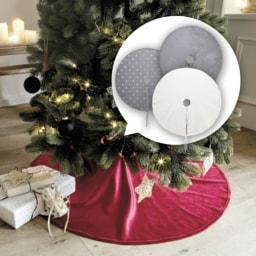 HOME CREATION® Tapete para Árvore de Natal