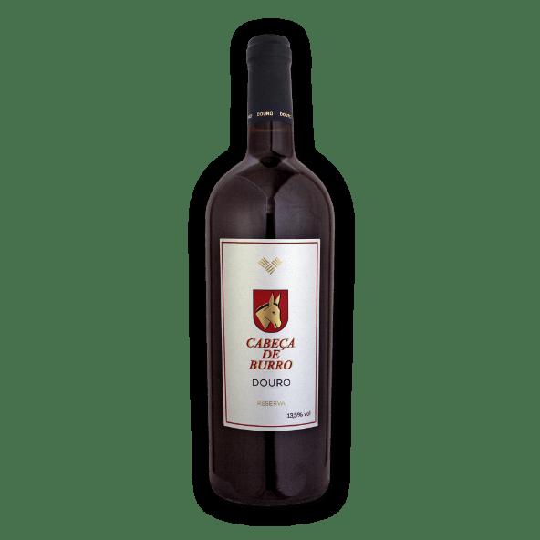 CABEÇA DE BURRO Vinho Tinto Reserva DOC