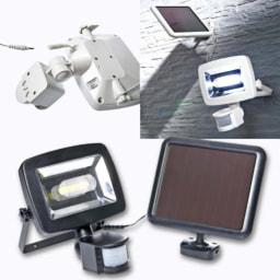Projetor Solar LED