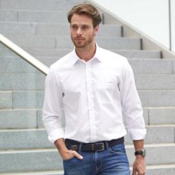 Camisa Branca para Homem