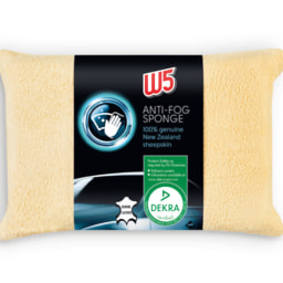 W5® Esponja Anti-Embaciamento
