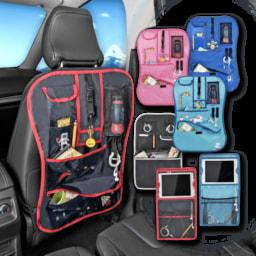 CAR XTRAS® Organizador para Assento Automóvel
