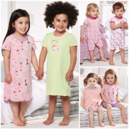 Pijamas/Camisas Dormir para Menina