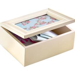 MELINERA® Caixa/Tabuleiro/ Quadro Decorativo