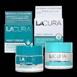 LACURA® Hydration Code Creme de Dia/ Noite