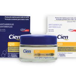 CIEN® Creme Anti-Rugas Q10 Dia / Noite