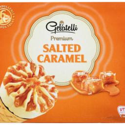 Gelatelli®/ Bon Gelati® Gelado Cone de Caramelo Salgado