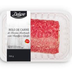 DELUXE® Rolo de Carne de Bovino com Fiambre e Queijo