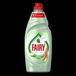Fairy Dtergente Lava Loiça Manual