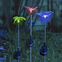 GARDEN FEELINGS® Decoração Solar para Jardim