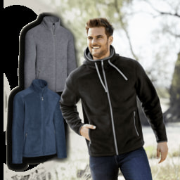 STRAIGHT UP® Casaco Polar para Homem