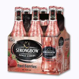 Strongbow Frutos Vermelhos