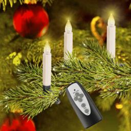 Light Zone® Velas de Natal