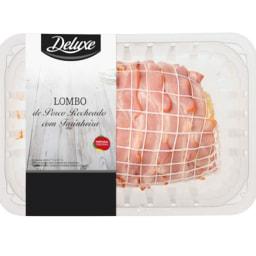 DELUXE® Lombo de Porco Recheado com Farinheira