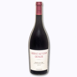 Vinho Tinto Cabernet Sauvignon Grenache