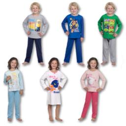 Pijama/Camisa de Noite para Criança