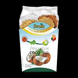 Biscoitos de Coco Biológicos