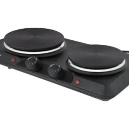 Silvercrest Kitchen Tools® Placa Elétrica Dupla 2500 W