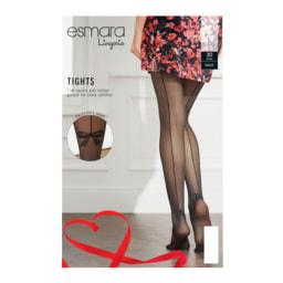 Esmara Lingerie® Collants com Padrão