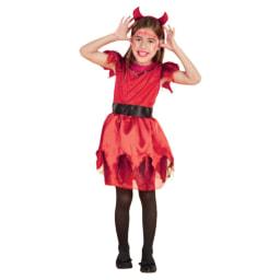 Fato de Halloween para Rapariga 2 Peças