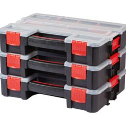 POWERFIX® Organizador Bloqueável 3 Peças