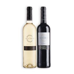 VINHA DO ROSÁRIO® Vinho Branco / Tinto Regional Península de Setúbal
