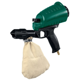 Pistola Pneumática de Jato de Areia