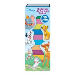 Caixa de 10 Livros para Criança