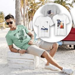 STRAIGHT UP® T-shirt
