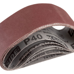Parkside® Conjunto de Papéis para Lixadora de Rolo